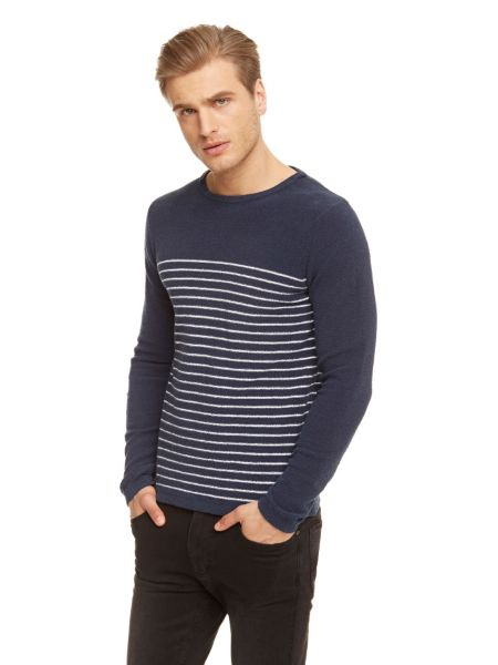 Pull marciano À rayures