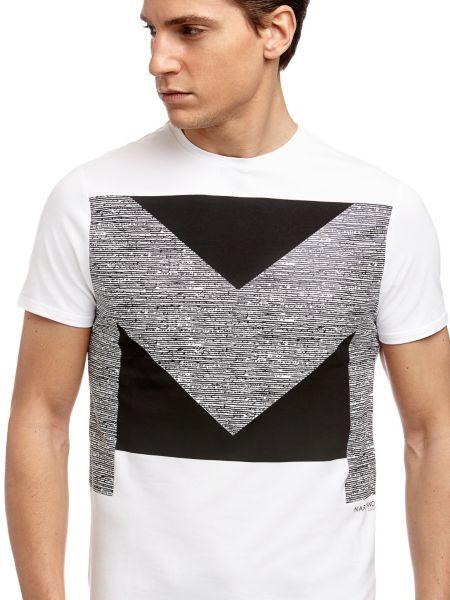 T shirt marciano logo