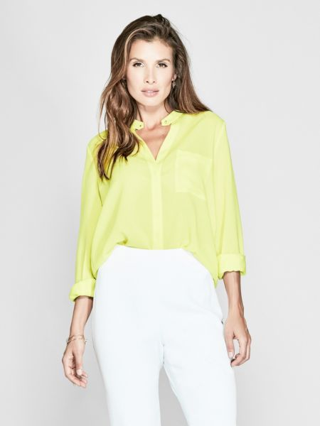 Transparente Bluse Marciano - Guess