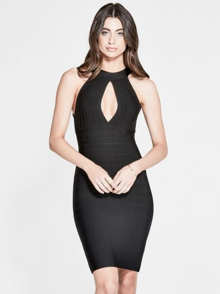 Neckholder-Kleid Marciano - Guess