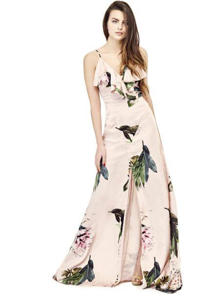 Kleid Marciano Blumen - Guess
