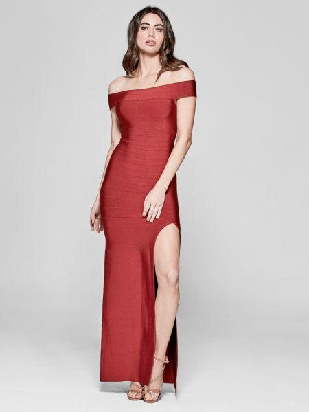 Kleid Marciano Bateau-Ausschnitt - Guess