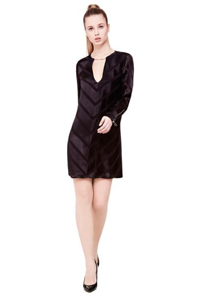 Kleid Marciano Streifenmuster - Guess
