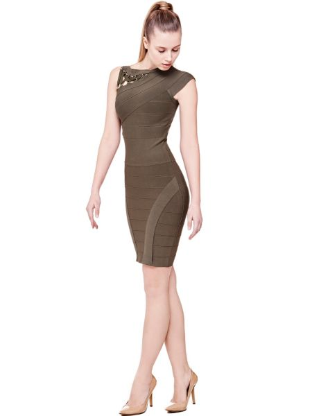 One-Shoulder-Kleid Marciano - Guess