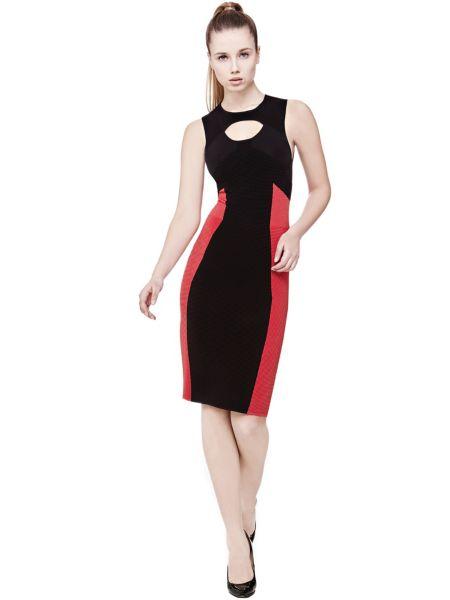 Kleid Marciano Ausschnitt Cut-Out - Guess