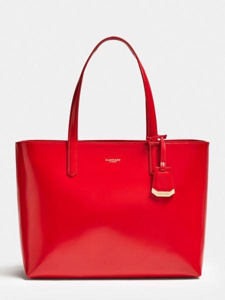 Imagen principal de producto de Shopper Marciano Cuero - Guess
