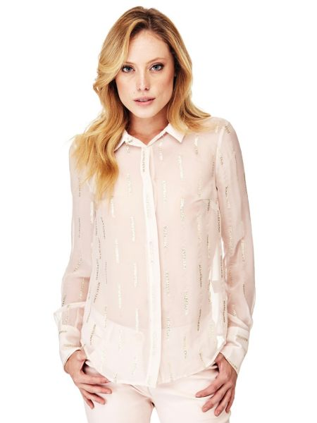 Bluse Marciano Logo - Guess