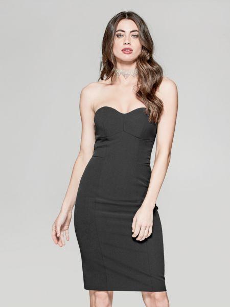 Imagen principal de producto de Vestido Marciano Escote Corazón - Guess