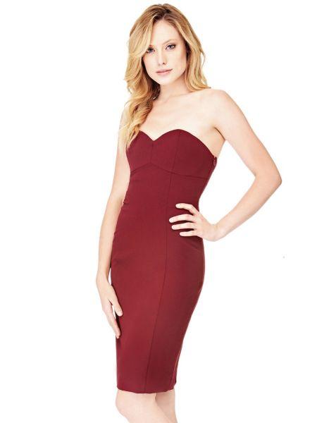 Kleid Marciano Herzausschnitt - Guess