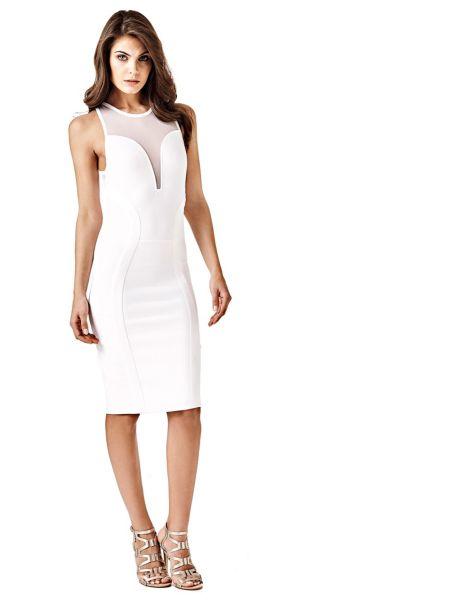 Imagen principal de producto de Vestido Marciano Tejido Transparente - Guess