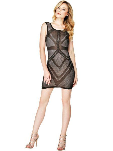 Imagen principal de producto de Vestido Marciano Calado - Guess