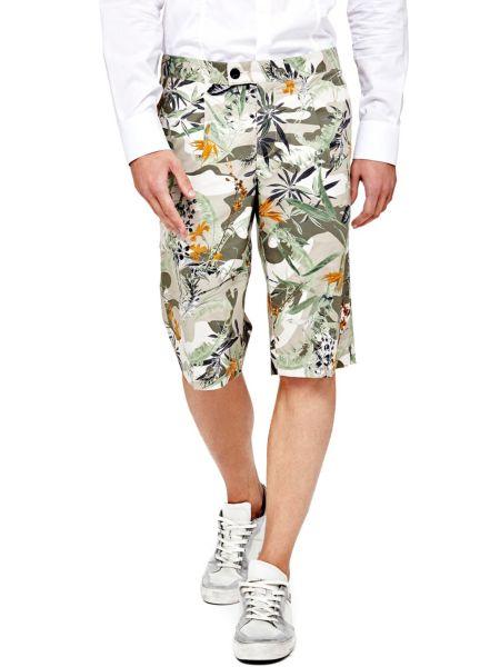 Imagen principal de producto de Shorts Marciano Estampado Natural - Guess