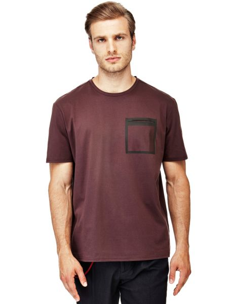 Imagen principal de producto de Camiseta Marciano Detalle Frontal - Guess