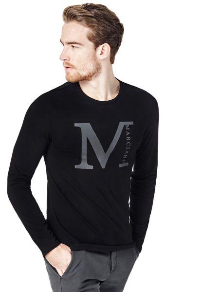 Imagen principal de producto de Camiseta Marciano Logotipo - Guess