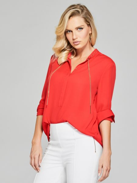 Bluse Marciano Kette - Guess