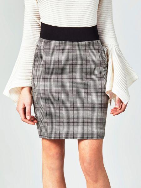 Imagen principal de producto de Falda Marciano Estampado Tartan - Guess