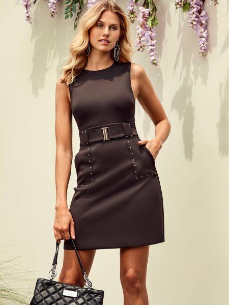 Imagen principal de producto de Vestido Marciano Cinturón Tachas - Guess