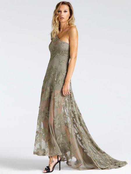 Guess Marciano Single Shoulder Long Dress