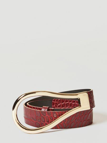Imagen principal de producto de Cinturón Marciano Efecto Cocodrilo - Guess