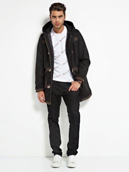 Jeans Slim Marciano | Bekleidung > Jeans > Sonstige Jeans | Schwarz | Denim - Jeans - Baumwolle - Polyester | Guess
