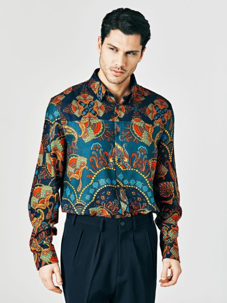 Bluse Marciano Ethnoprint - Guess