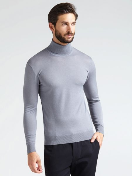 Imagen principal de producto de Jersey De Cuello Alto Marciano Lana - Guess