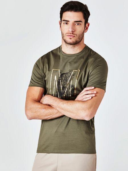 Imagen principal de producto de Camiseta Marciano Estampado Frontal - Guess