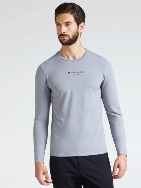 Imagen principal de producto de Camiseta Marciano Detalle Logo - Guess