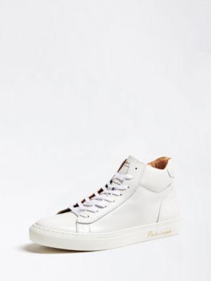Sneaker Alta Marciano Pelle