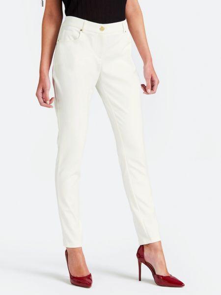 5-Pocket-Hose Marciano | Bekleidung > Hosen > 5-Pocket-Hosen | Weiß | Baumwolle - Polyamid - Elastan | Guess