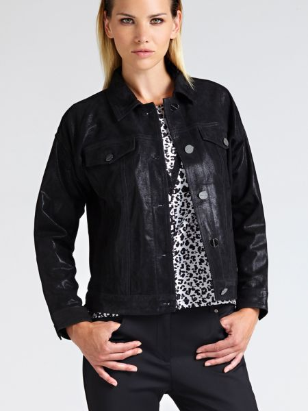 Guess - Marciano Leather Jacket - 1
