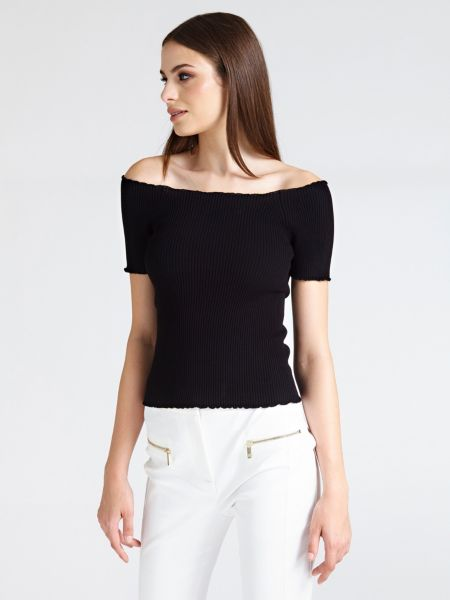 Pullover Marciano | Bekleidung > Pullover > Sonstige Pullover | Schwarz | Viskose | Guess