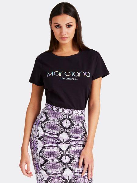 T-Shirt Logo Sur Le Devant Marciano