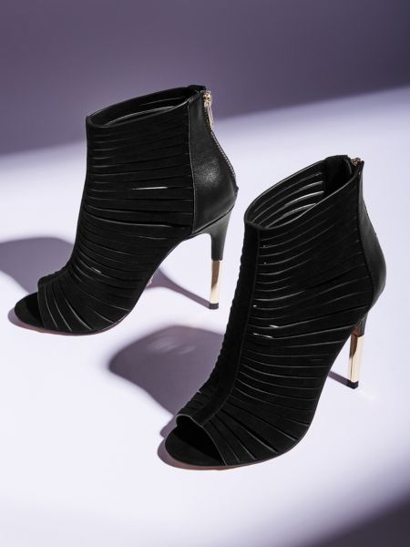 Ankle Boot Marciano Leder   Schuhe > Boots > Sonstige Boots   Schwarz   Guess