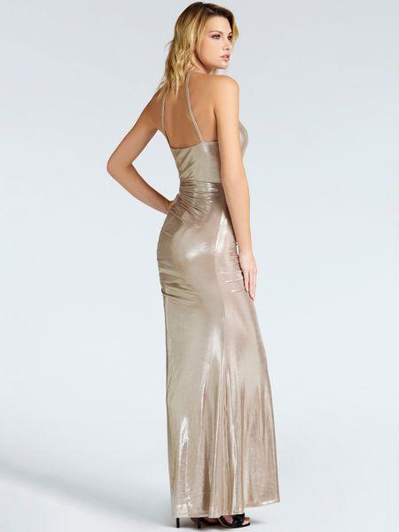 Guess - Langes Kleid Marciano Metallic - 2