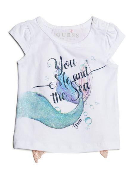 Imagen principal de producto de Camiseta Volantes Traseros - Guess