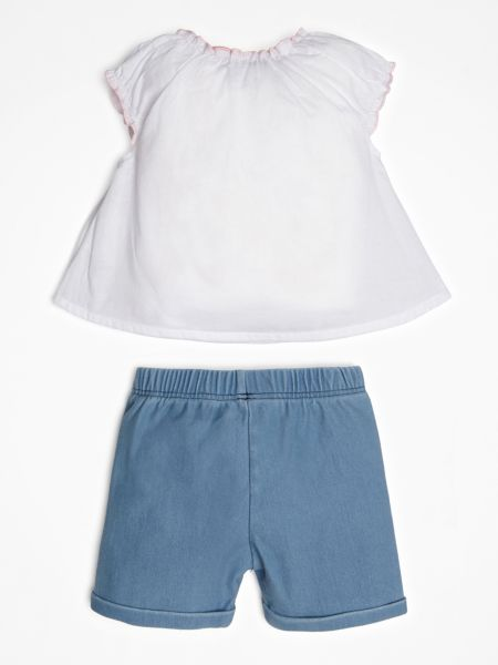 Guess - Set Jeansshorts - 2