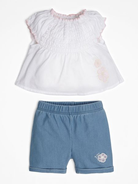 Guess - Set Jeansshorts - 1