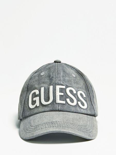 Guess - Schildmütze Denim - 1