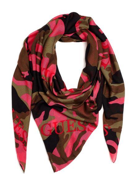 Echarpe nikki camouflage