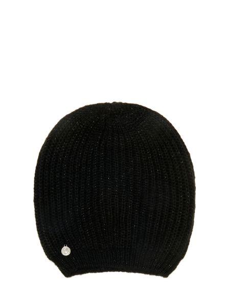 Cappello Tessuto Di Maglia