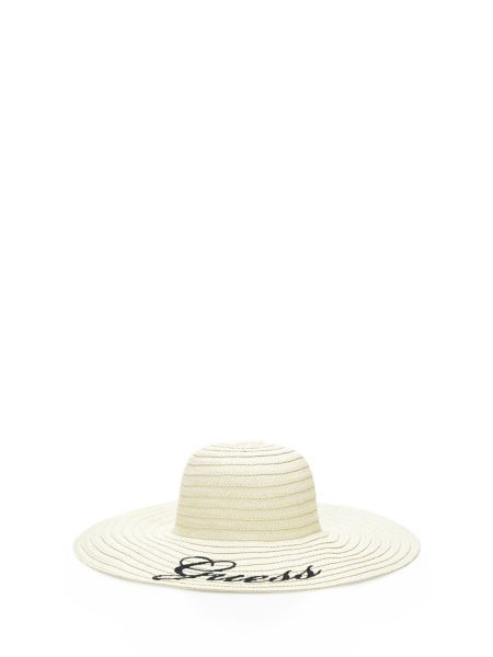Cappello Falda Larga Logo