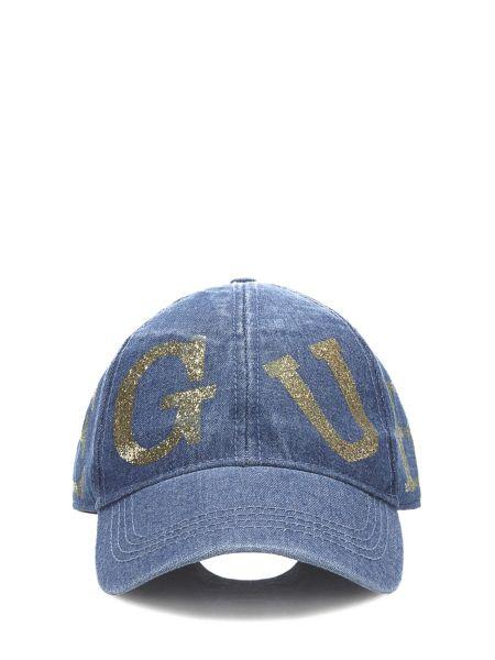 Cappello Denim Logo