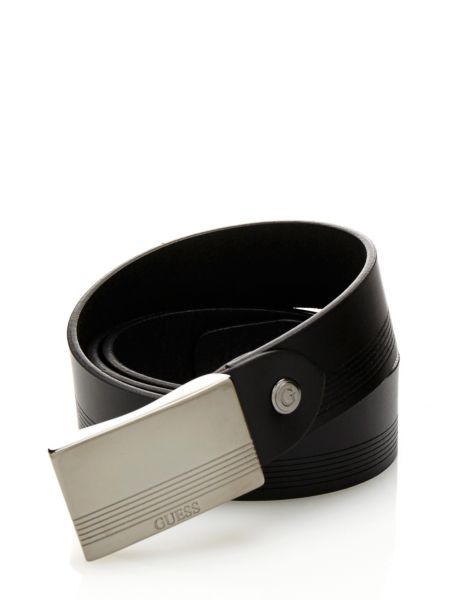 Cintura Bold&Sharp Placca Pelle