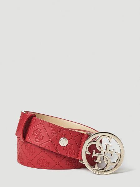 Imagen principal de producto de Cinturón Logo Grabado - Guess