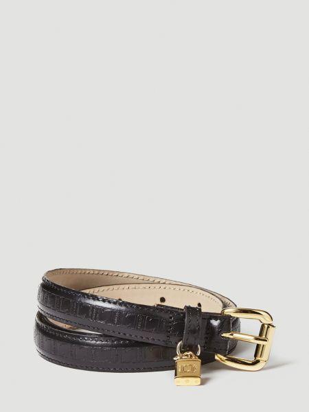 Imagen principal de producto de Cinturón Piel Auténtica Logo Grabado - Guess