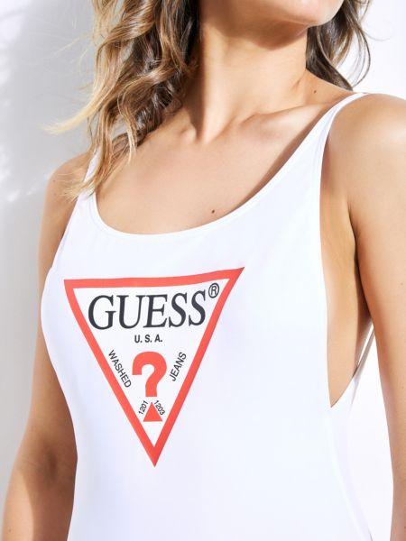 Guess - Bañador De Una Pieza Logo Frontal - 2