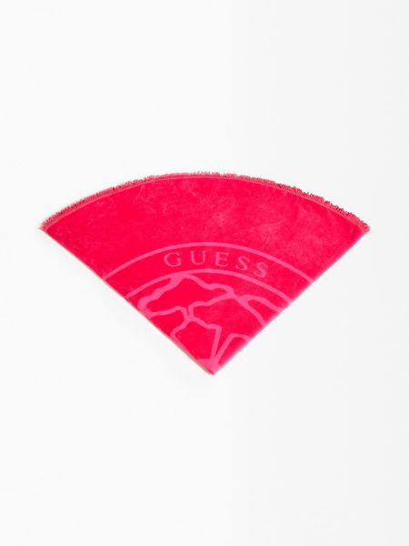 Guess - Logo Print Beach Towel - 1
