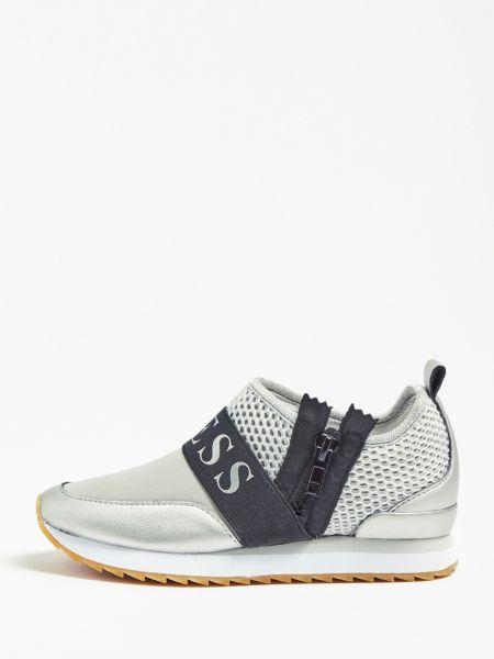 Guess - Slip On-Sneaker Socky Elastisches Band Logo  (35 - 38) - 2