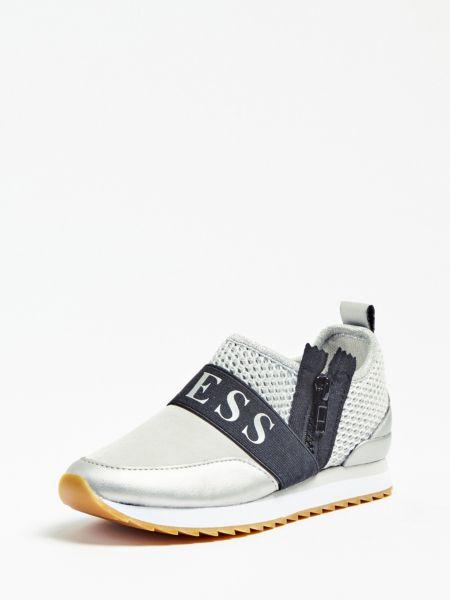 Guess - Slip On-Sneaker Socky Elastisches Band Logo  (35 - 38) - 1